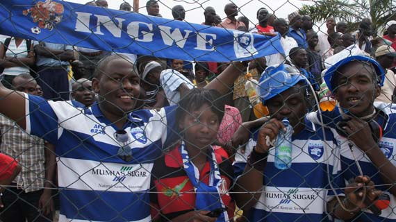 Ingwe claw Muhoroni to go second on the table