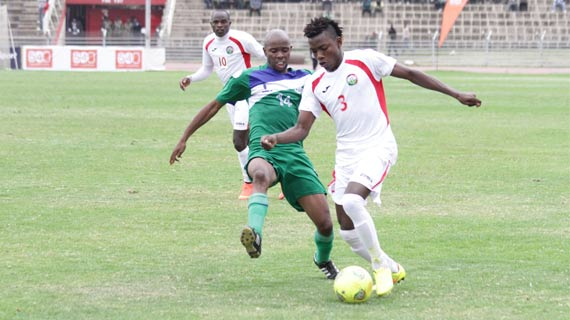Kenya drops in latest FIFA Rankings