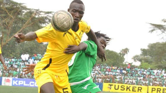 Gor coach Nutall names his starting squad for Tusker match