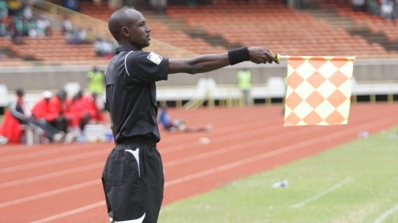 Kenya's Marwa to officiate at AFCON Finals