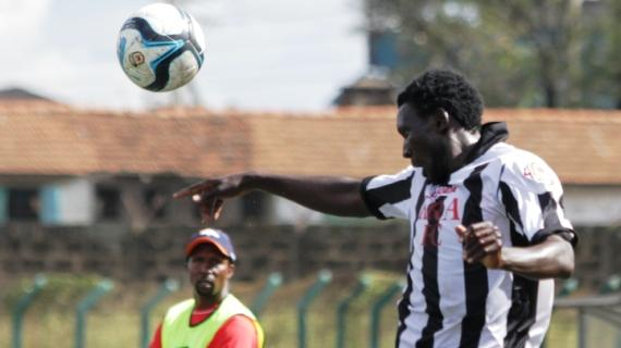 Anguyo, Otieno sit out KRA's clash against Thika