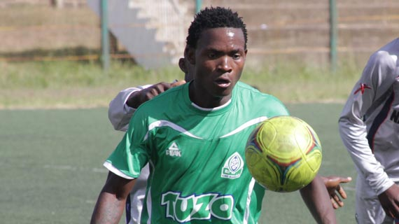 Gor Mahia line-up to face Esperance out
