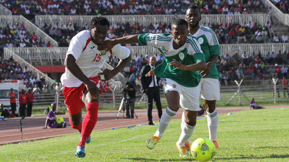 Stars, Lesotho to clash at Nyayo