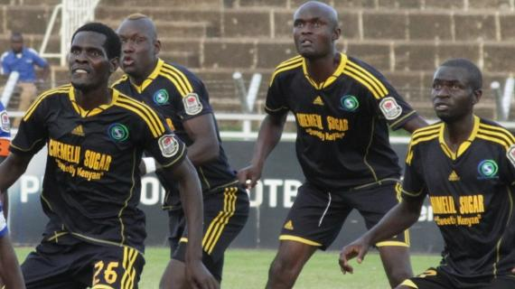 Mathare hold wasteful Chemelil