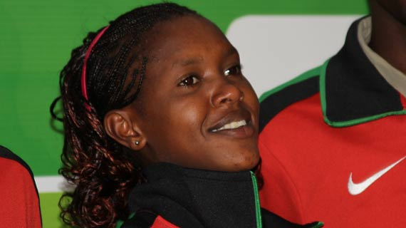 Kipyegon with another gold for Kenya as Obiri fades