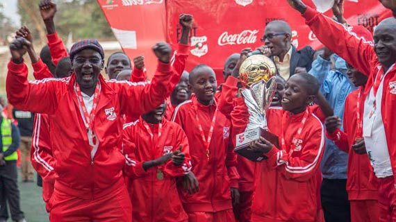 Kitale Youth and Shinyalu Girls win Copa Nationals