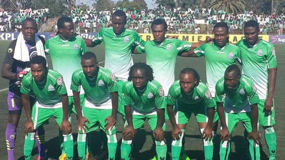 Gor storms to the top of the league