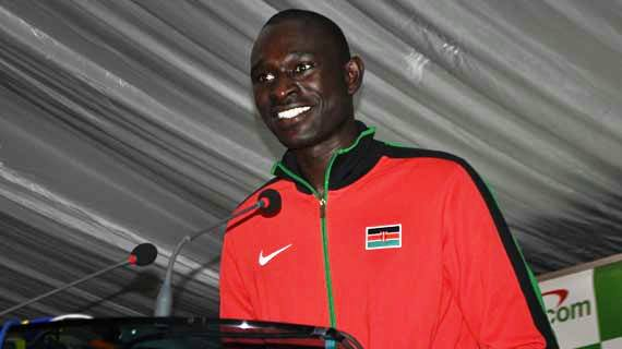 Rudisha to lead Kenyan trio in 800m finals