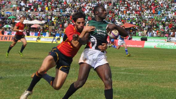 Ticket prices, selling points announced for Safaricom Sevens