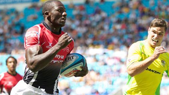 Kenya smash Trinidad and Tobago