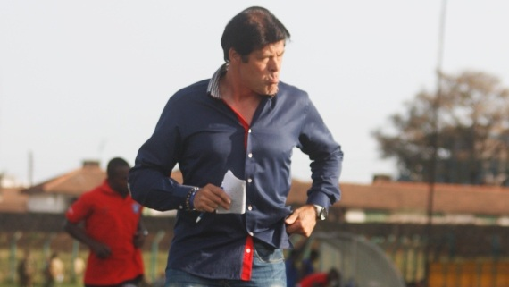 Luc Eymael applies for vacant AFC Leopards job