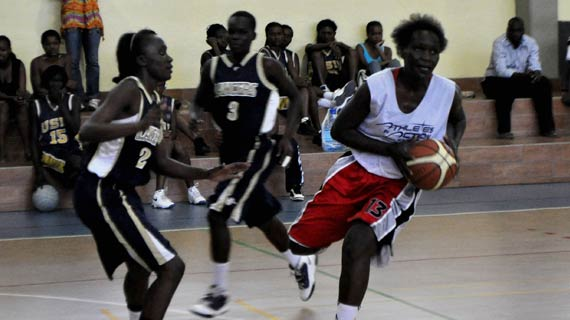 Shimba Hills vs Gladiators at KPA Makande Hall