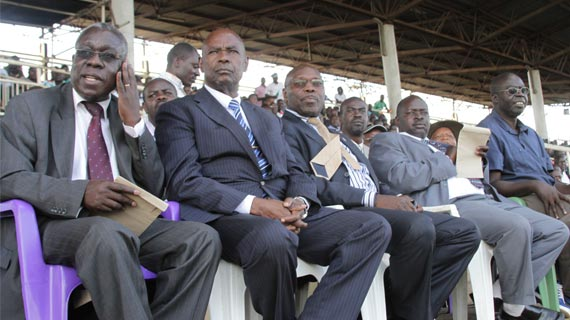 Gor headed for tough times as division rocks club Executive