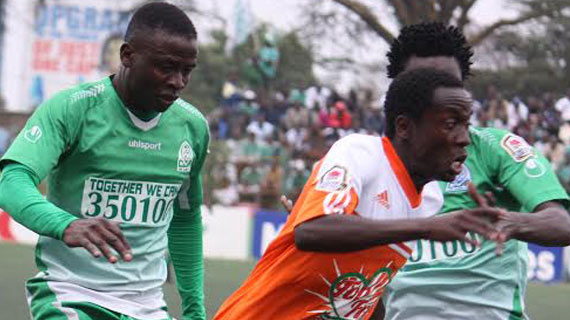 Gor to open CECAFA campaign against KCCA