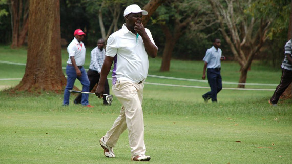Indiza placed 10th heading into Kenya Open final round