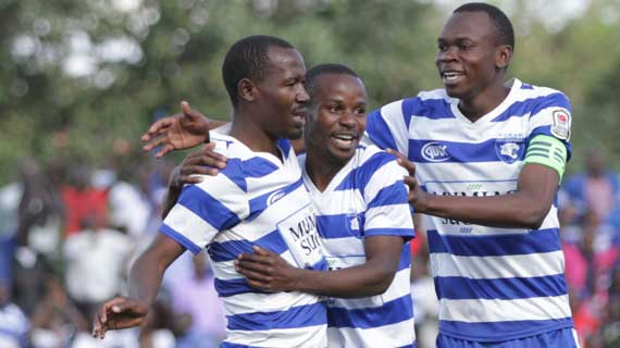 Win over Thika sails AFC Leopards away from relegation zone