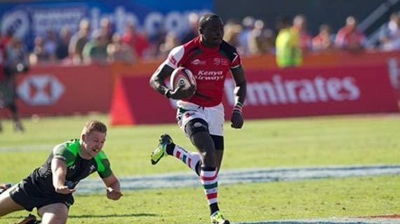 Kenya to face New Zealand quarters