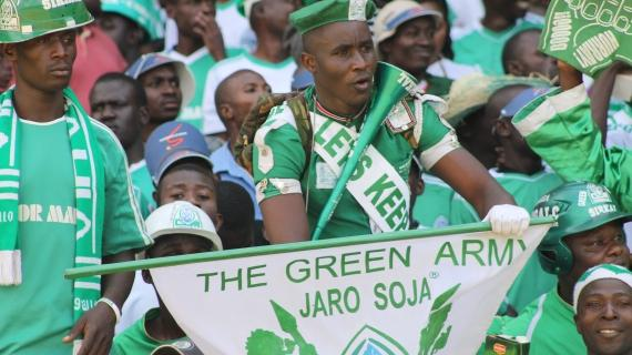 Esperance vs Gor Mahia second leg clash called off
