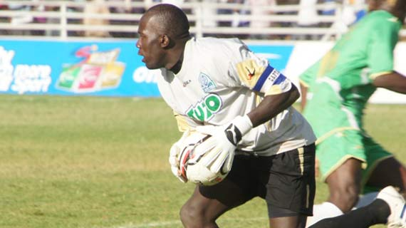 Jerim Onyango dropped as Gor Mahia tackle Telecom