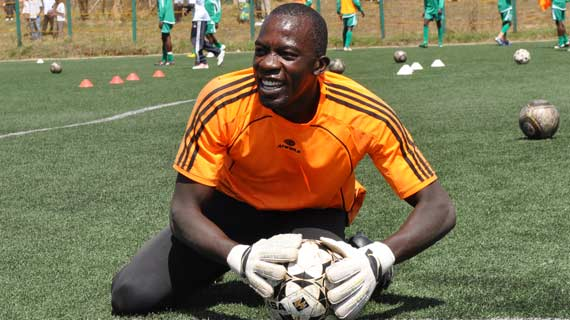 Jerim Onyango out as Gor Mahia depart for Tunis