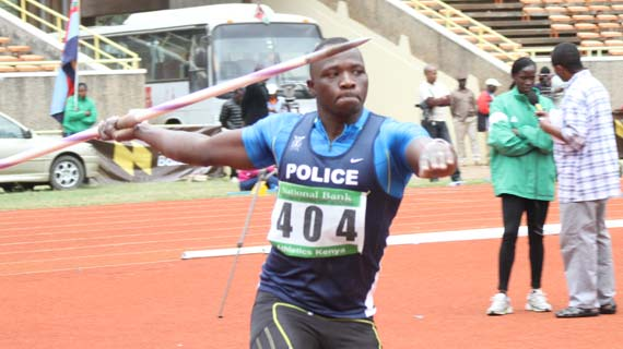 Julius Yego wins gold in Morocco