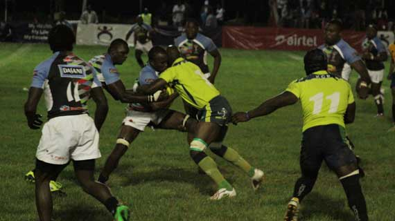 KCB beat Quins to lift 4th Floodies title