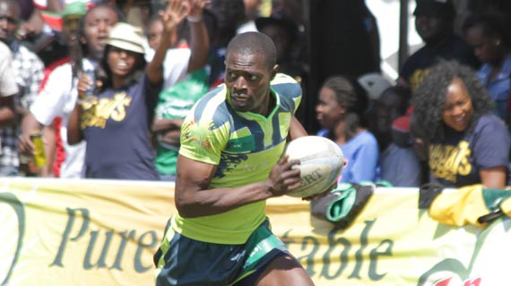 KCB inch closer to series defense after Prinsloo win