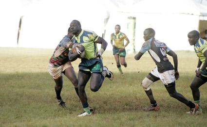 KCB too strong for Homeboyz