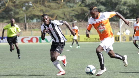 Two suspended for KPL weekend action