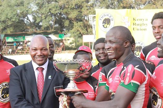 Kenya A crush Uganda to lift Elgon Cup