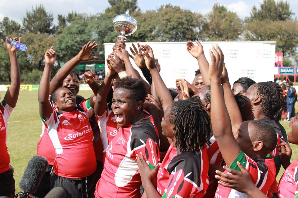 Lionesses crush Lady Cranes to reclaim title