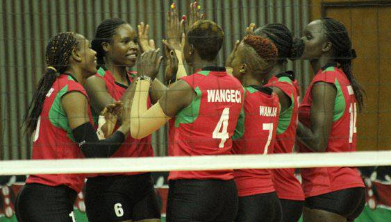 Kenya volleyball team to play Croatia on Friday