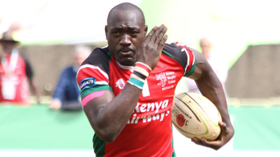 Kenya ready to kick off Rugby campaign in Glasgow