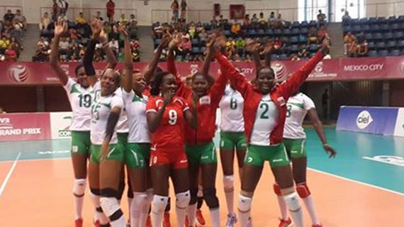 Kenya's form shocks Mexican coach