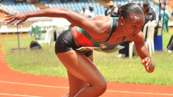 All set for relay trials at Kasarani