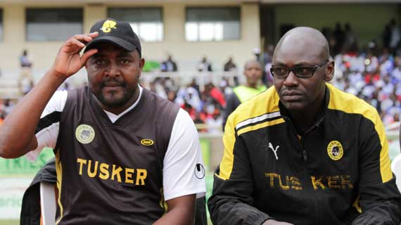 Tusker handed heavy fine for coach's comments