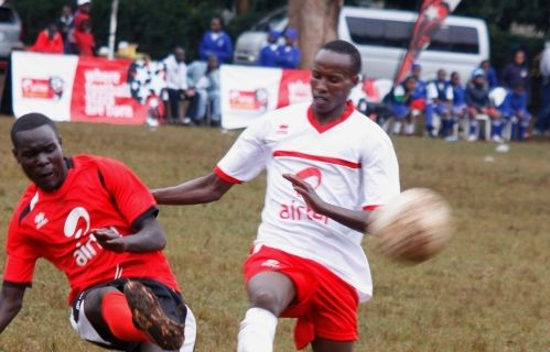 Upper Hill, Kapenguria through to semis