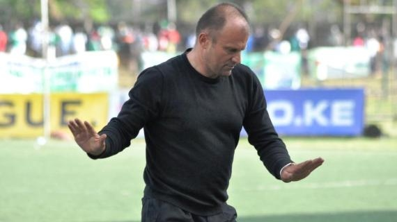 Logarusic tears into his players, slam Ulinzi tactics after loss