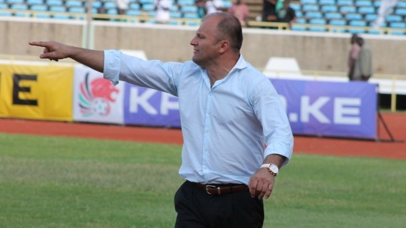 Logarusic: Leopards players are totally unfit