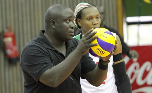 Kenya team holds first session in Mexico