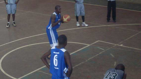 MMUST vs COOP Bank in a KBF match/ By Brian Ayieko