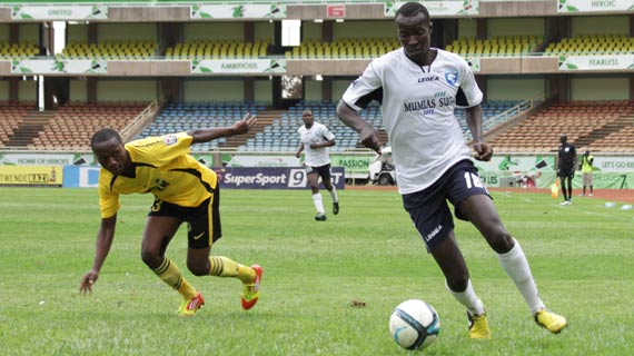 Tusker, AFC Leopards match ends scoreless