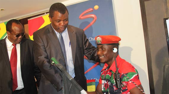 Musonye content with Cecafa organization