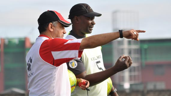 Amrouche names Kenya squad for Sudan friendly