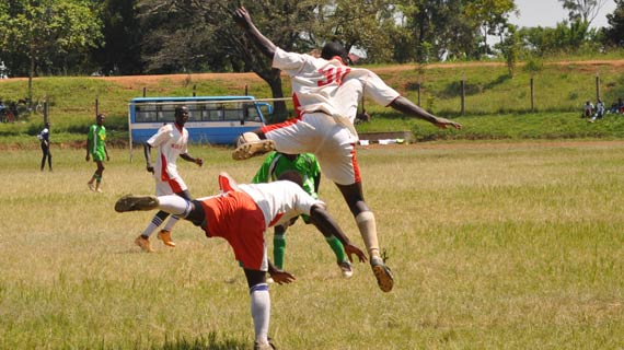 West Kenya, Oserian tighten battle for play off slots