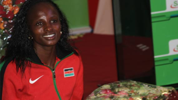 Obiri sets new Games record in Glasgow