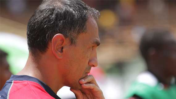 Tough Pool for Kenya in South Africa 7's