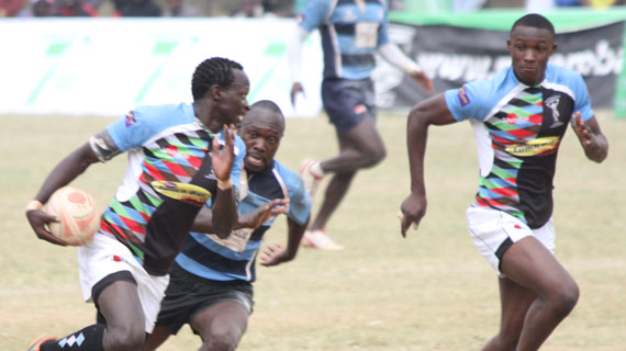 Quins thrash Kabras to reach plate final
