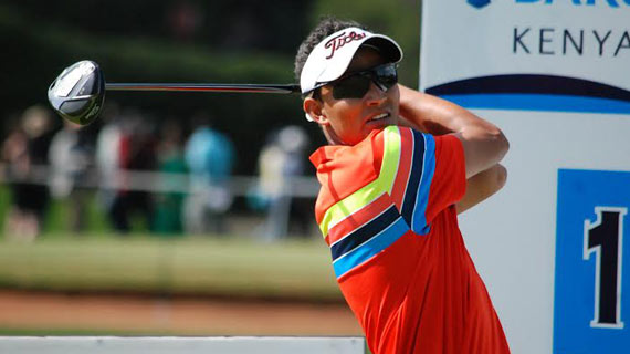 Snow, Indiza keep Kenya Open Dream Alive