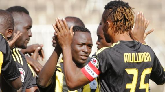 Sofapaka's Fiston to be sidelined longer